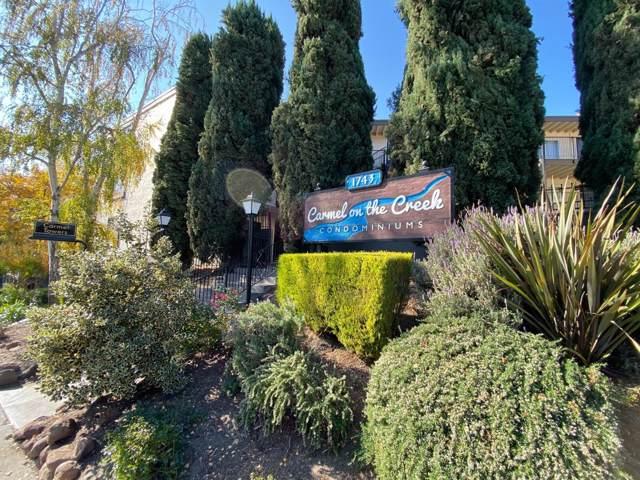 1743 Carmel Drive #15, Walnut Creek, CA 94596 (MLS #19081298) :: Keller Williams Realty