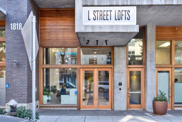 1818 L Street #414, Sacramento, CA 95811 (MLS #19081584) :: Keller Williams - Rachel Adams Group