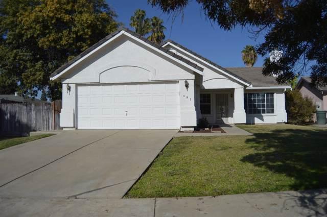 497 Buena Vista Drive, Merced, CA 95348 (MLS #19082549) :: Deb Brittan Team