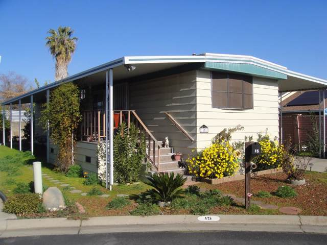 1200 S Carpenter Road #15, Modesto, CA 95351 (MLS #20000885) :: The MacDonald Group at PMZ Real Estate