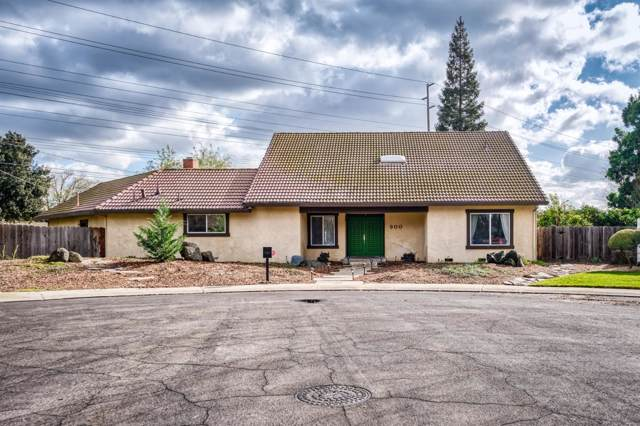 900 Parkside Court, Modesto, CA 95350 (MLS #20002561) :: The MacDonald Group at PMZ Real Estate