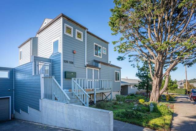 532 Monterey Road, Pacifica, CA 94044 (MLS #20002578) :: Keller Williams - Rachel Adams Group