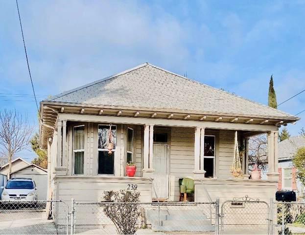239 E Hampton Street, Stockton, CA 95204 (MLS #20003634) :: Keller Williams - Rachel Adams Group