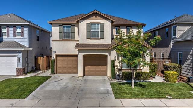 1447 Summerwind Lane, Manteca, CA 95337 (MLS #20003635) :: Keller Williams - Rachel Adams Group