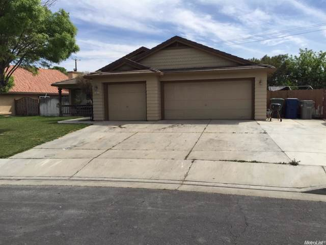 1313 El Camino, Los Banos, CA 93635 (MLS #20003683) :: REMAX Executive