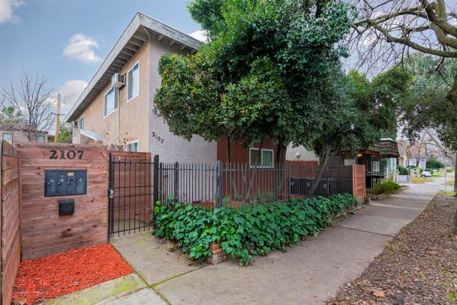 2107 27th Street, Sacramento, CA 95818 (MLS #20004261) :: Heidi Phong Real Estate Team