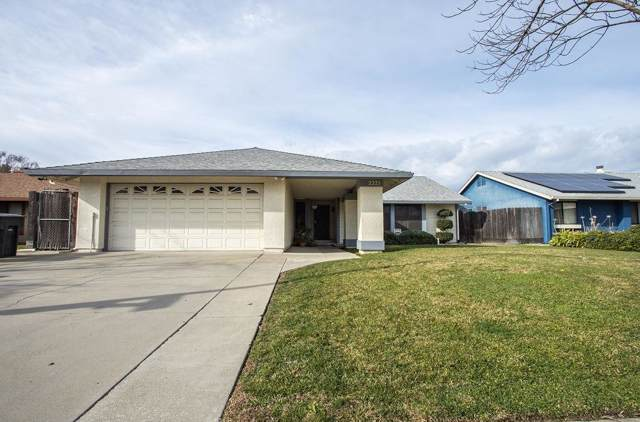 2225 Temescal Drive, Modesto, CA 95355 (MLS #20004296) :: The MacDonald Group at PMZ Real Estate