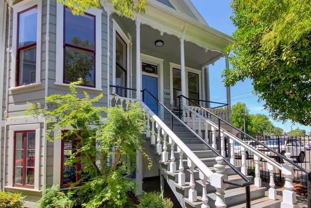 1320 20th Street, Sacramento, CA 95811 (MLS #20004388) :: Keller Williams - Rachel Adams Group