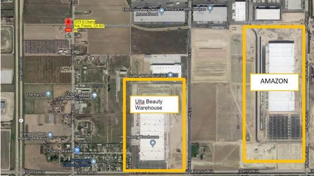 3319 E S Cherry Ave, Fresno, CA 93706 (MLS #20004532) :: The Merlino Home Team