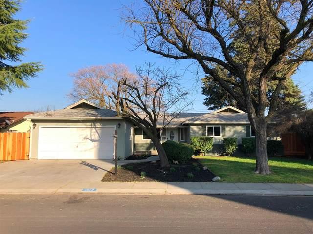 1512 De Ve Avenue, Modesto, CA 95350 (MLS #20005007) :: The MacDonald Group at PMZ Real Estate
