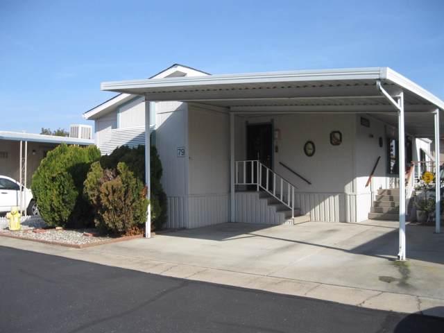471 Almond Drive #79, Lodi, CA 95240 (MLS #20005138) :: Keller Williams - The Rachel Adams Lee Group