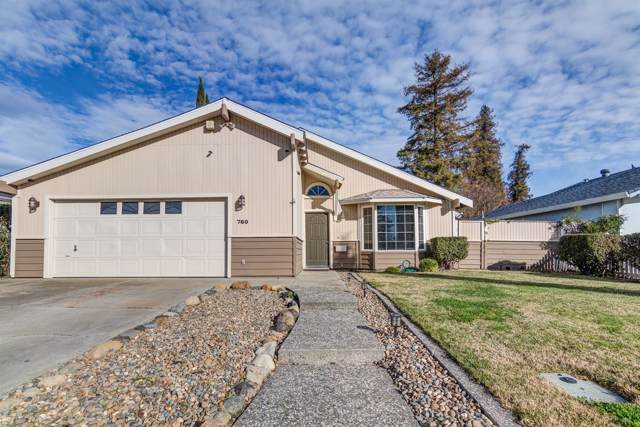 760 W Cross Street, Woodland, CA 95695 (MLS #20005164) :: Keller Williams - Rachel Adams Group