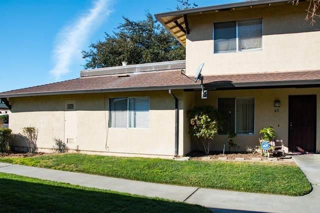 60 W Elliot Street #65, Woodland, CA 95695 (MLS #20006578) :: The Merlino Home Team