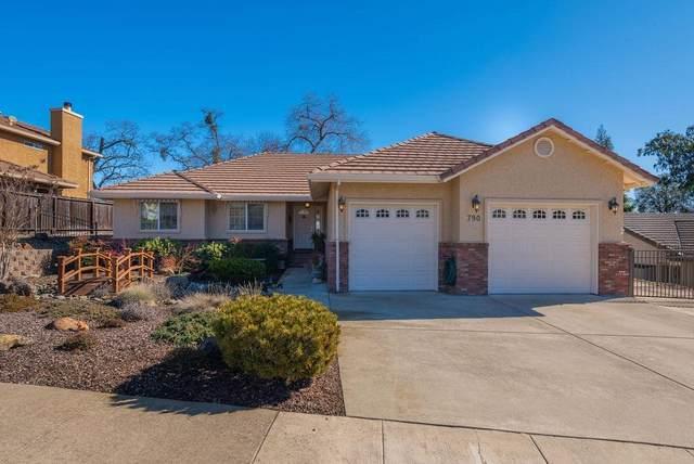 790 Argonaut Drive, Jackson, CA 95642 (MLS #20006638) :: Keller Williams - Rachel Adams Group