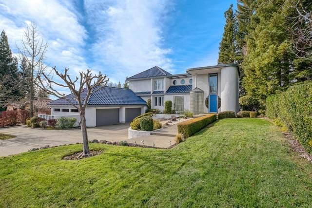 6858 Domingo Drive, Rancho Murieta, CA 95683 (MLS #20007325) :: The MacDonald Group at PMZ Real Estate