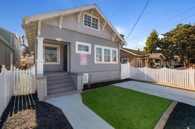 1638 88TH Avenue, Oakland, CA 94621 (MLS #20008141) :: Folsom Realty