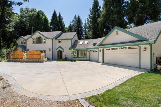 2400 Mayflower Road, Pollock Pines, CA 95726 (MLS #20008179) :: REMAX Executive