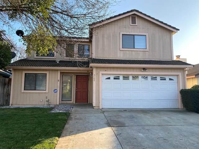 3104 Golden Eagle Lane, Modesto, CA 95356 (MLS #20008916) :: The MacDonald Group at PMZ Real Estate