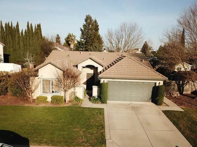 1033 Tierra Creek Dr, Galt, CA 95632 (MLS #20009036) :: The MacDonald Group at PMZ Real Estate