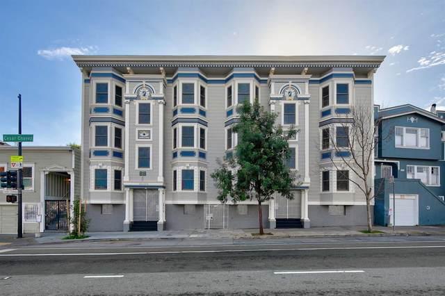 3301 Cesar Chavez #3305, San Francisco, CA 94110 (MLS #20009114) :: Keller Williams - Rachel Adams Group