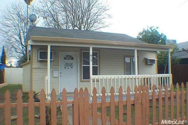 615 William Street, West Sacramento, CA 95605 (MLS #20009305) :: The Merlino Home Team