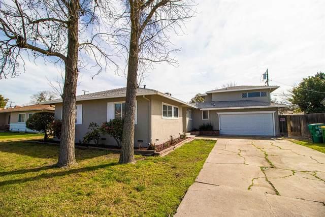 224 E Longview Avenue, Stockton, CA 95207 (MLS #20009550) :: The Merlino Home Team
