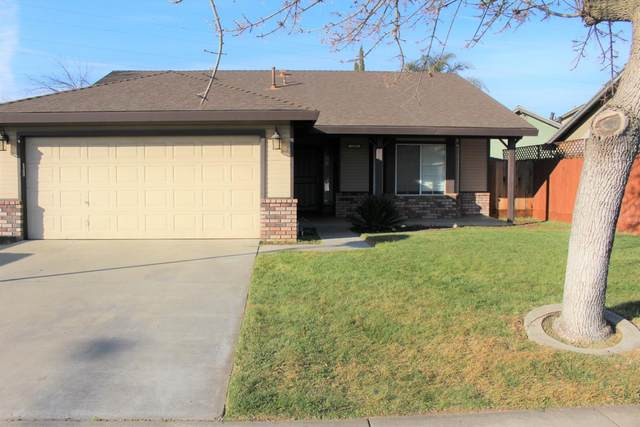 2205 Northridge Drive, Modesto, CA 95350 (MLS #20009961) :: The MacDonald Group at PMZ Real Estate