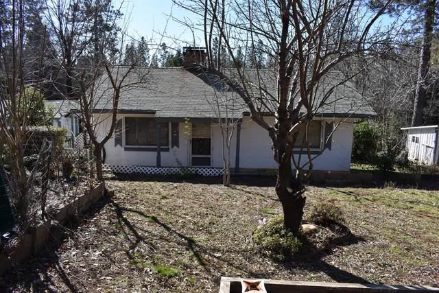 11485 Squirrel Creek Road, Grass Valley, CA 95945 (MLS #20010074) :: The Merlino Home Team
