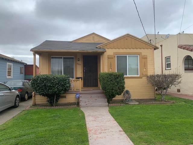 9315 C Street, Oakland, CA 94603 (MLS #20010102) :: Folsom Realty