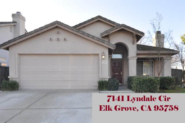 7141 Lyndale Circle, Elk Grove, CA 95758 (MLS #20010217) :: The Merlino Home Team