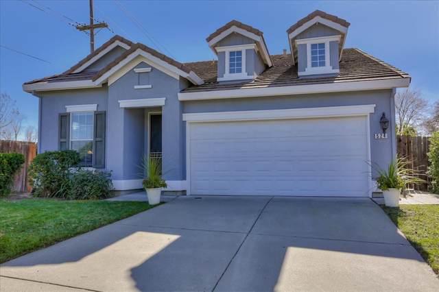 524 Cedar Spring Court, Roseville, CA 95747 (MLS #20010218) :: Keller Williams - Rachel Adams Group