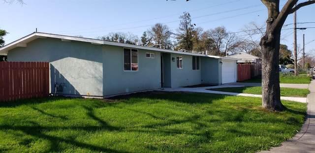 640 E Barrymore Street, Stockton, CA 95204 (MLS #20010920) :: The Merlino Home Team