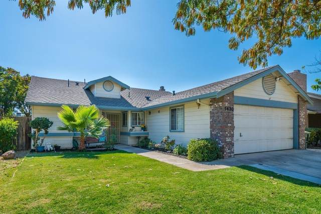 1430 Busca Drive, Tracy, CA 95376 (MLS #20011957) :: The MacDonald Group at PMZ Real Estate