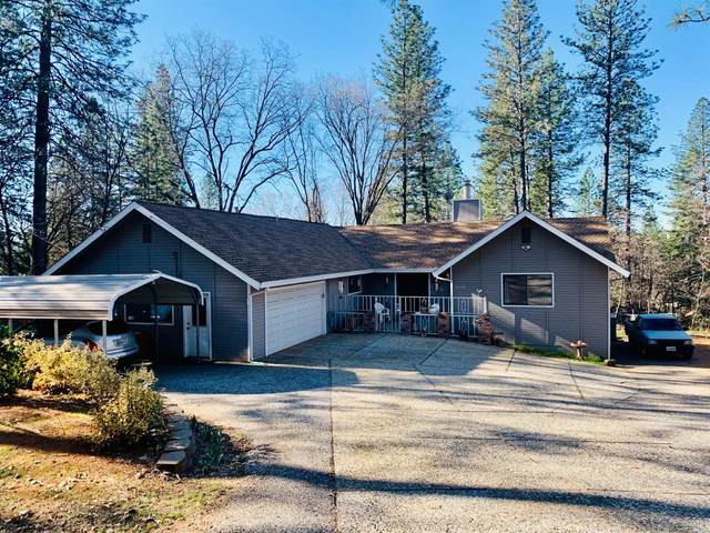 11229 Alta Sierra Drive, Grass Valley, CA 95949 (MLS #20012013) :: The MacDonald Group at PMZ Real Estate