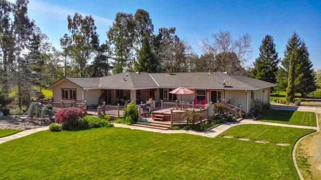 10285 Badger Creek Lane, Wilton, CA 95693 (MLS #20012805) :: The MacDonald Group at PMZ Real Estate