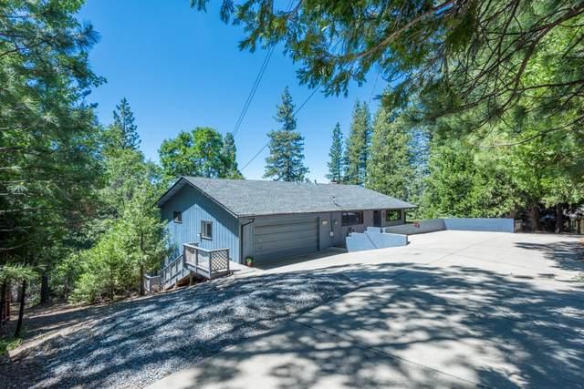 6168 Terrace Drive, Pollock Pines, CA 95726 (MLS #20012996) :: Keller Williams - The Rachel Adams Lee Group