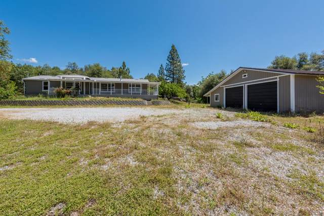 5476 Mount Aukum Road, Placerville, CA 95667 (MLS #20013510) :: The MacDonald Group at PMZ Real Estate
