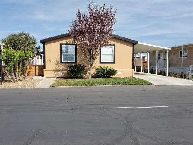1505 La Perla, Modesto, CA 95357 (MLS #20013857) :: Keller Williams - The Rachel Adams Lee Group