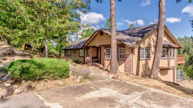 5241 Shooting Star Road, Pollock Pines, CA 95726 (MLS #20014651) :: The MacDonald Group at PMZ Real Estate