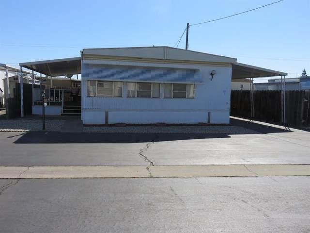 425 20th Century Boulevard #B-16, Turlock, CA 95380 (MLS #20014792) :: Keller Williams - The Rachel Adams Lee Group
