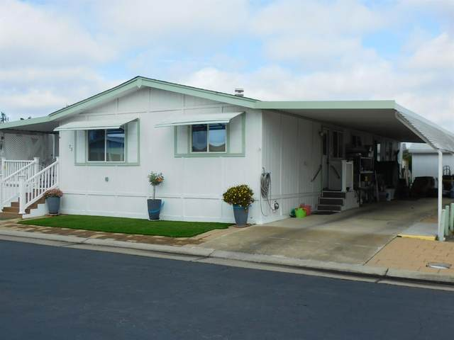 6706 Tam O Shanter Drive #73, Stockton, CA 95210 (MLS #20015553) :: Keller Williams - The Rachel Adams Lee Group