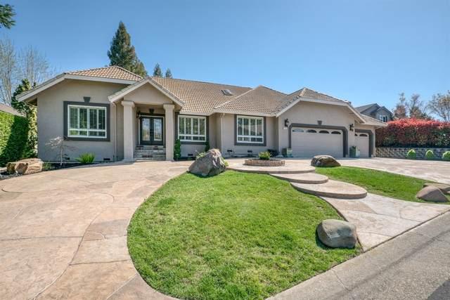 6849 Domingo Drive, Rancho Murieta, CA 95683 (MLS #20016178) :: The MacDonald Group at PMZ Real Estate