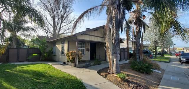 2361 Cambridge Street, Sacramento, CA 95815 (MLS #20016363) :: The Merlino Home Team