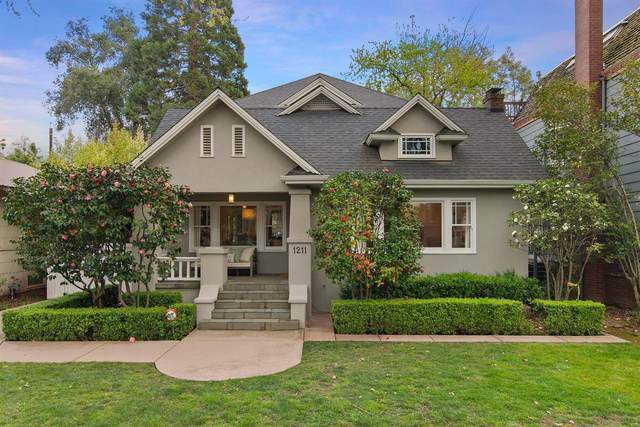 1211 40th Street, Sacramento, CA 95819 (MLS #20017176) :: The Merlino Home Team
