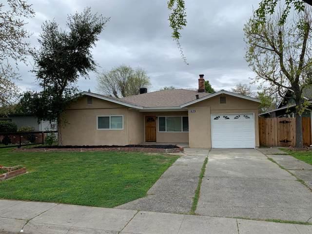 1639 W Rutledge Way, Stockton, CA 95207 (MLS #20017243) :: Dominic Brandon and Team