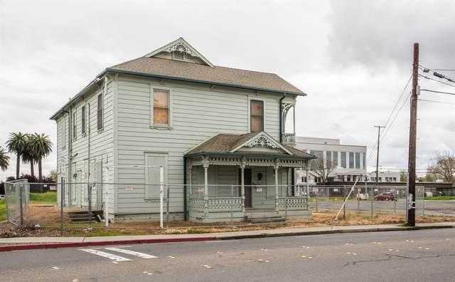 1080 Court Street, Woodland, CA 95695 (MLS #20017278) :: Keller Williams - The Rachel Adams Lee Group