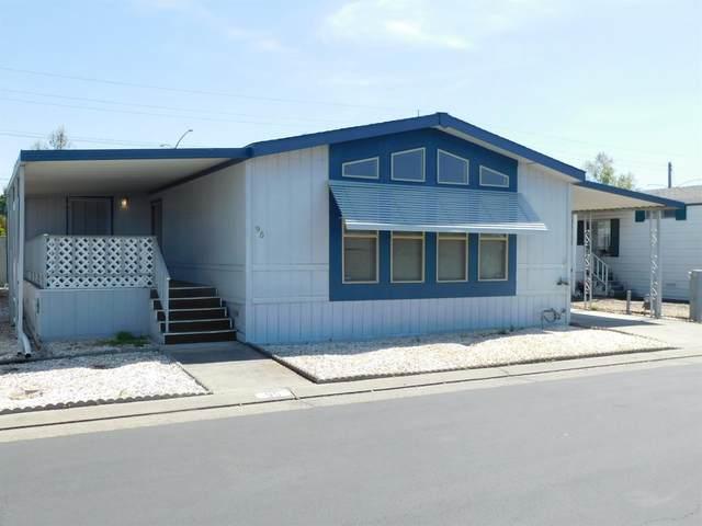 6706 Tam O Shanter Drive #95, Stockton, CA 95210 (MLS #20017338) :: Keller Williams - The Rachel Adams Lee Group