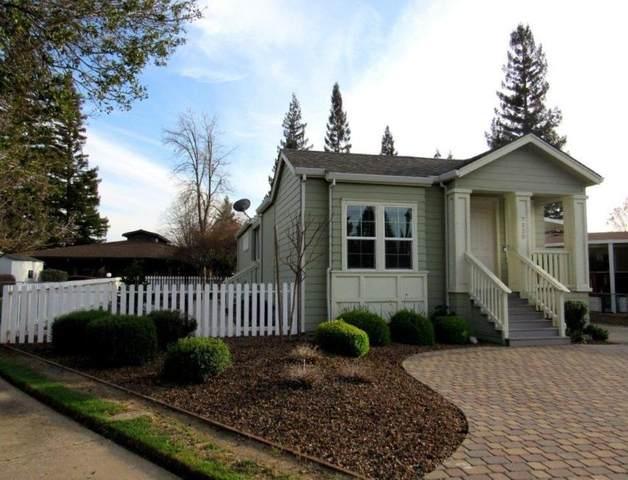 7320 Golden Circle, Rancho Murieta, CA 95683 (MLS #20017645) :: Deb Brittan Team