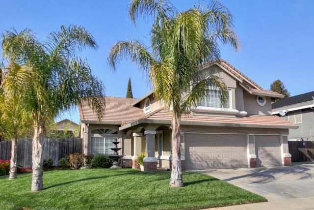 8651 Gossamer Way, Elk Grove, CA 95624 (MLS #20017951) :: The MacDonald Group at PMZ Real Estate