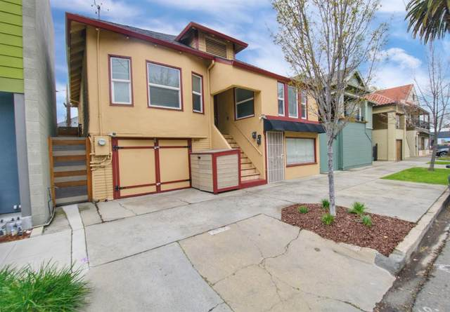2112 28th Street, Sacramento, CA 95818 (MLS #20017971) :: Dominic Brandon and Team